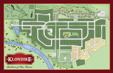 Klondike Homes Ltd. - Deer Ridge Estates